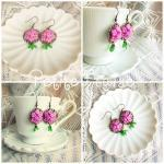 Máire earrings - 'Treasure..